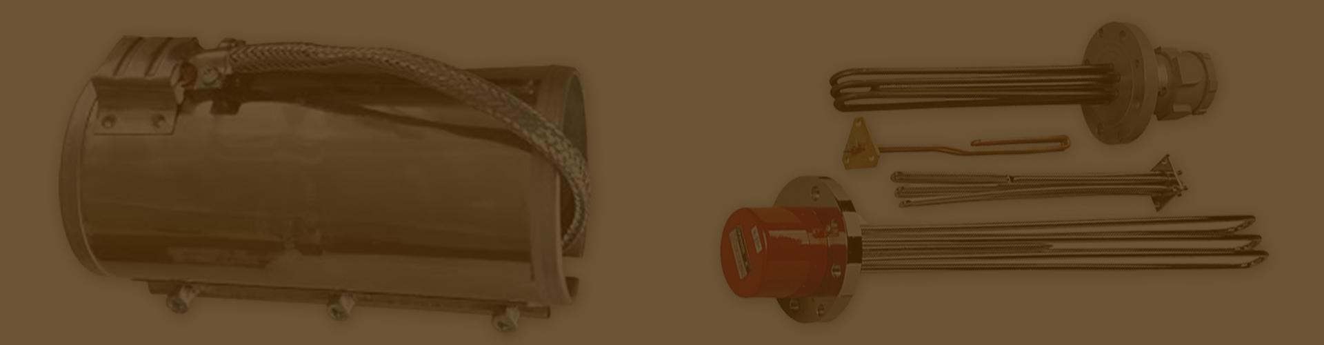 รับออกแบบ ผลิต และจำหน่ายอุปกรณ์ทำความร้อน (Heater) ทุกชนิด